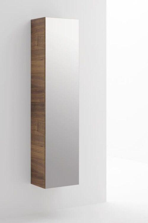 Шкаф высокий зеркальный Laufen Alessi One H4580120976301