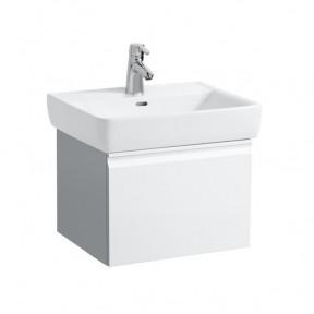 Шкафчик Laufen Pro под раковину белый (H4830340954631)