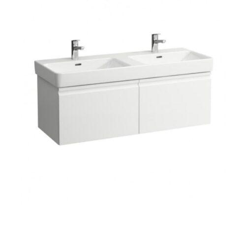 Шафка  LAUFEN двойная PRO S под 1496.6, белая