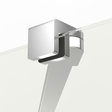 Ширма (шторка) для ванны NEW SOLEO (100x140)