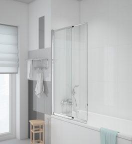 Ширма (шторка) для ванны SENSI (85×150)