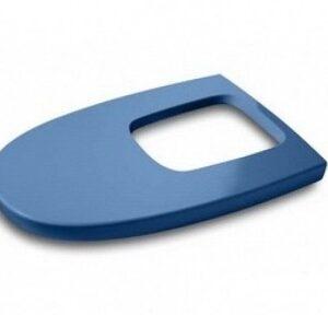 Roca Khroma сиденье на биде, синее